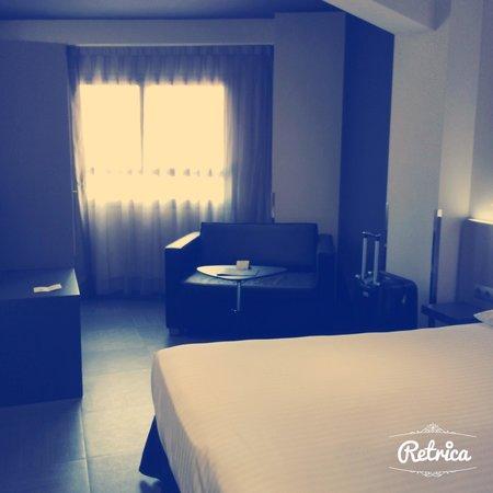 Leonardo Boutique Hotel Barcelona Sagrada Familia : La chambre
