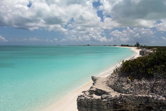 The Meridian Club Turks & Caicos: Water & Pine Cay Beach