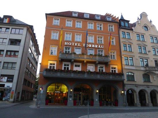 Hotel Torbraeu: Hotel Torbrau