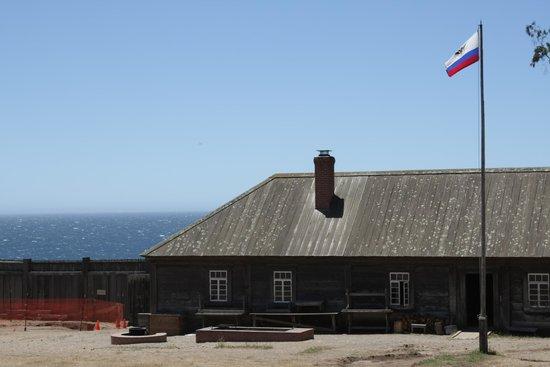 Fort Ross State Historic Park: Флаг