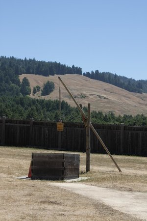 Fort Ross State Historic Park: Колодец