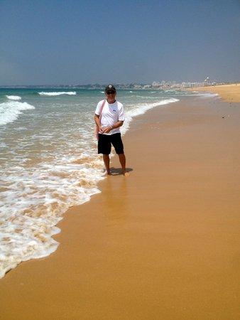 Vidamar Resort Algarve: Stunning beach