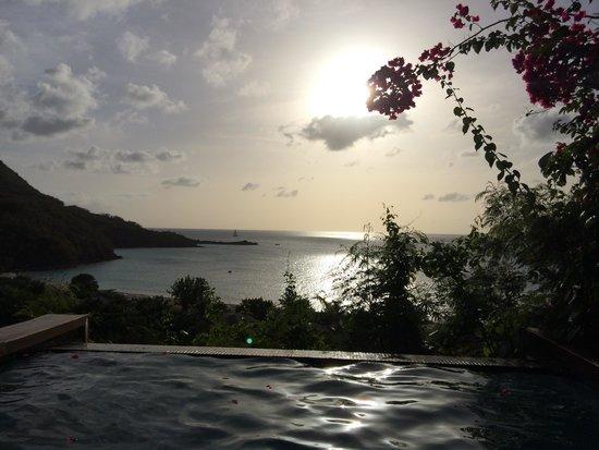 Hermitage Bay: Villa 35 view