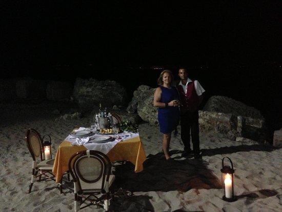 La Perla del Golfo : 15•anniversario di matrimonio.