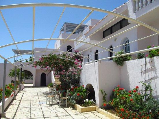 Aroma Creta Hotel Apartments & Spa: Hotel
