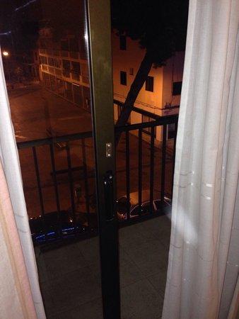 Balear: Balcony View Night