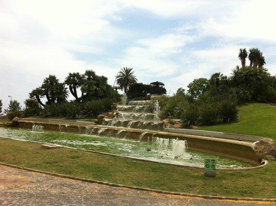 Parque de Montjuic (Parc de Montjuïc): Parc de Montjuic, Jardins del Mirador