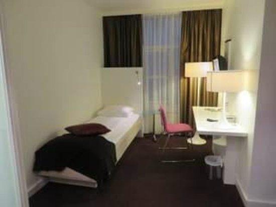 Thon Hotel Bristol Bergen : Kamer 301