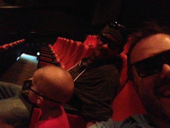 LEGOLAND Discovery Center : FOUR-d Movietime!!!!!!!