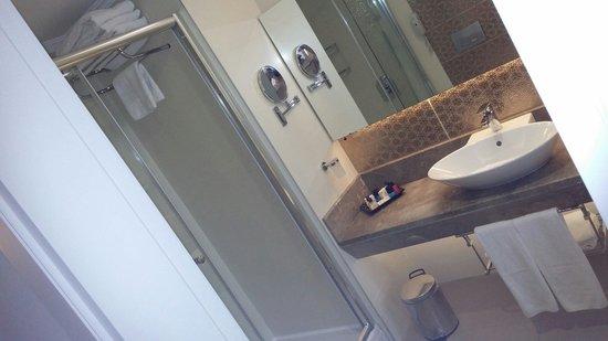 Kirman Belazur Resort and Spa: Banyo