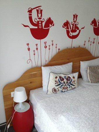 Hotel Bonvino Wine and Spa Badacsony : Rural room