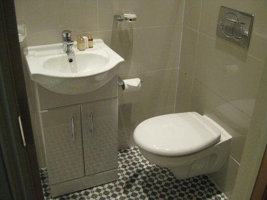 Gower House Hotel: Bathroom