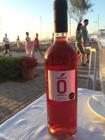 Es Mollet: House Rosé - superbe!!! <3