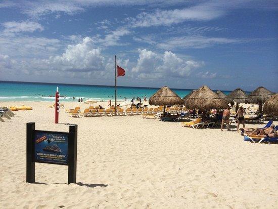 Iberostar Tucan Hotel : la plage