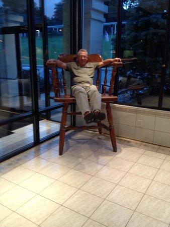 Cove Haven Resort: Morris &obies