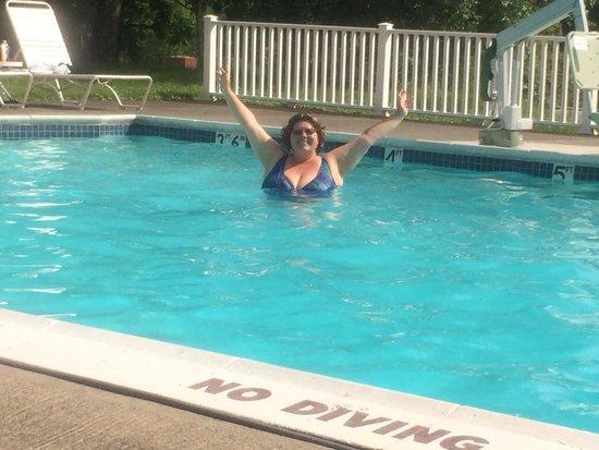 Cove Haven Resort: Pools
