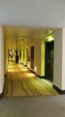 Park Plaza Histria Pula: Corridors