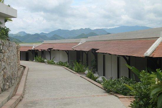 Luang Prabang View Hotel : The standard rooms