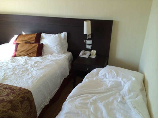 Courtyard by Marriott Rome Central Park: Rollaway bed