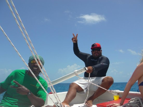 Raggamuffin Tours - Day Tours: Ish and Charles