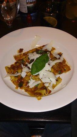 La Tana: delicious ravioli