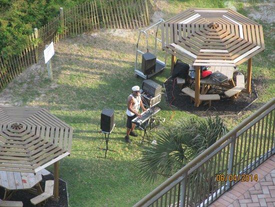 The Caravelle Resort: Entertainment
