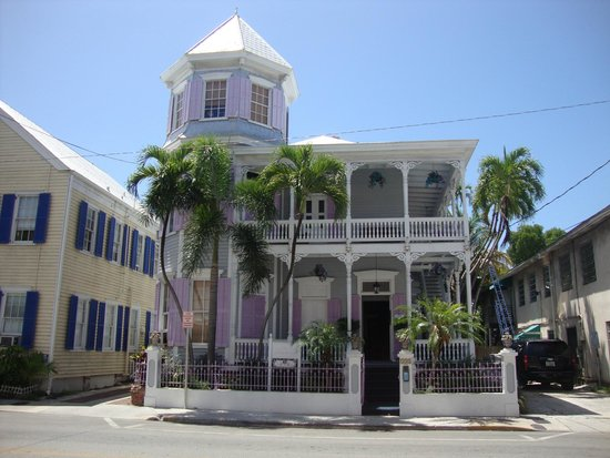Artist House Key West Rooms
