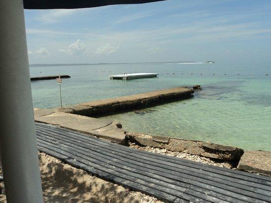 Cocoliso Isla Resort: QUE PORQUERIA