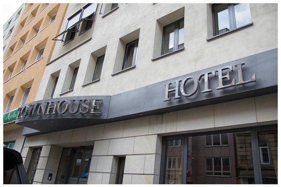 Townhouse Hotel: Eingangsbereich