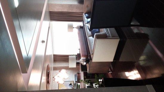 Le Westin Montreal: Elegant suite