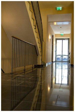Townhouse Hotel: Gang zu den Zimmern
