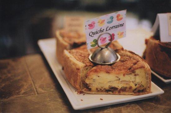 Roost : Quiche Lorraine