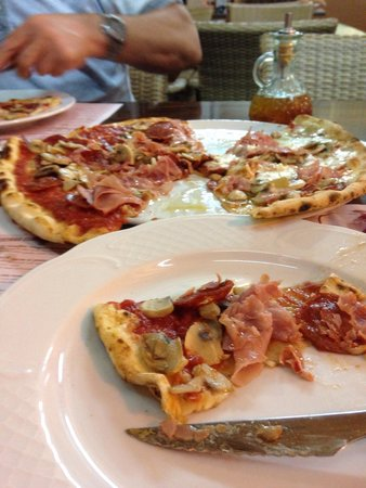 Duetto: Pizza to die for!!