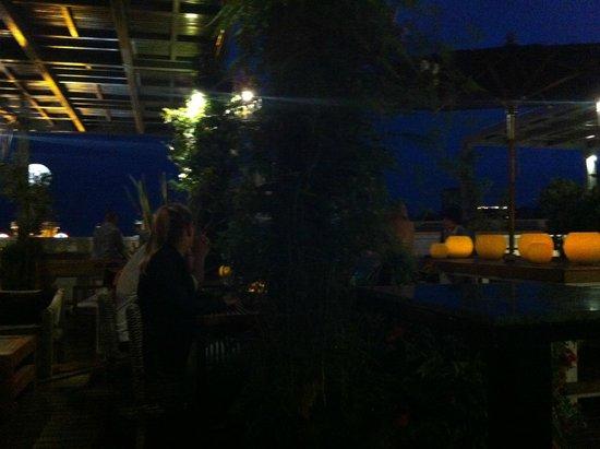 Hotel Pulitzer Roof Top Bar