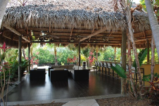 Hampton Inn Key Largo: The Tiki bar