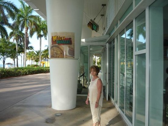 Grand Lucayan, Bahamas: Breakfast Restaurant