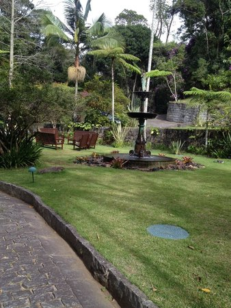 Caminho Real Resort: Chafariz