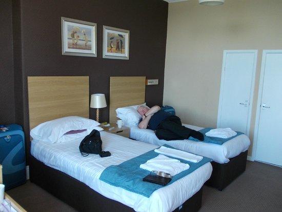 Bay Beresford Hotel: Room 105