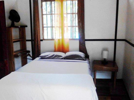 Lizard King Hotel Resort : Bedroom