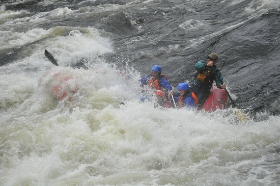 U.S. Rafting: This might be magic hole...??