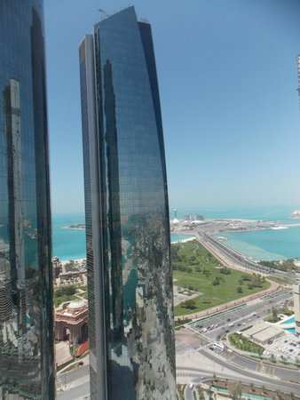 Jumeirah at Etihad Towers : Lovely view