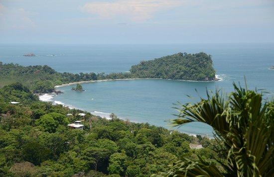 La Mariposa Hotel : View from Room balcony