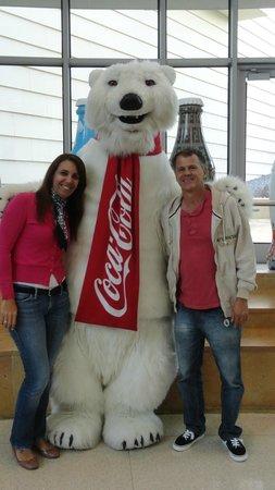 World of Coca-Cola: World of coke