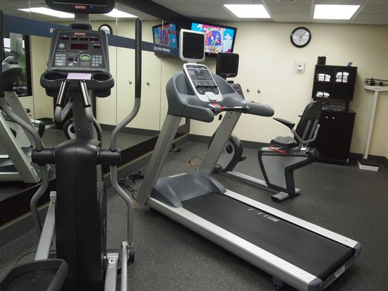Hampton Inn Des Moines-West: Fitness Center