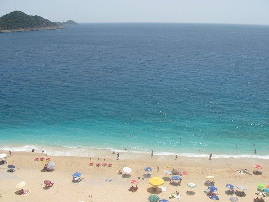 Kaputas Beach : Kaputaş Plajı