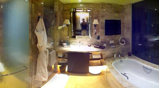 Fairmont Beijing : Bathroom
