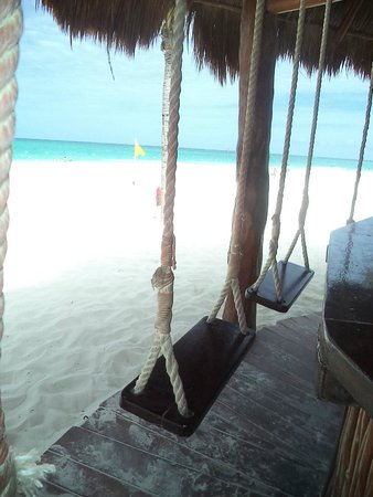 Secrets Maroma Beach Riviera Cancun: Ocean Bar