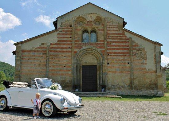 Rocca Susella, Italie : Matrimonio Chiara e Matteo , Giugno 2014