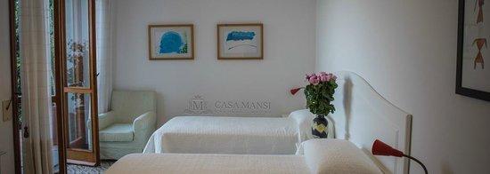 Casa Mansi: Stanza Geranio