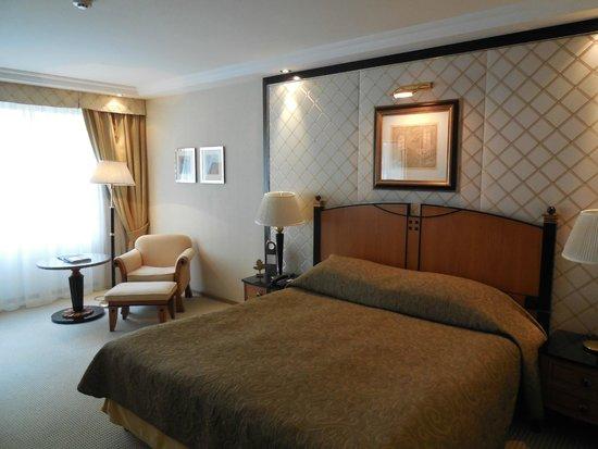 Kempinski Hotel Corvinus Budapest: Deluxe room